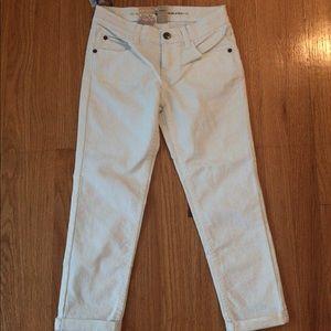 BRAND NEW Girls Skinny White Jeans!